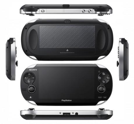 Slik ser PlayStation Vita ut
