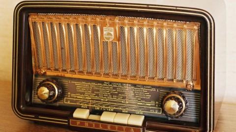 Den originale Philips 254 Philetta fra 1955.