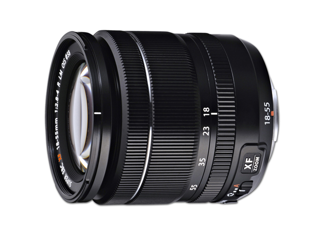 Fujinon XF 18-55mm  f2.8-4.0 R LM OIS