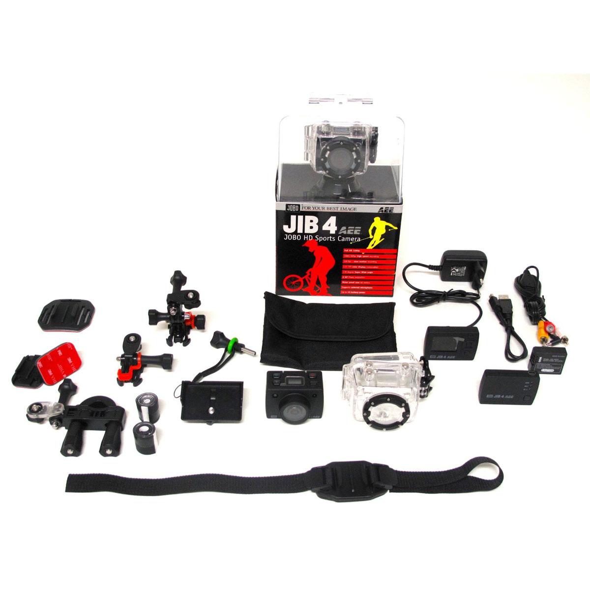 TEST: Jobo JIB 4 – Velutstyrt