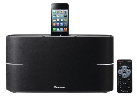 BTS3 kan dokke iPhone og iPod, og dessuten fjernstyres.