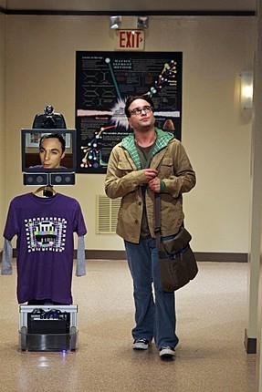 Ideen er ikke ulik innfallet Sheldon Cooper fikk, i Big Bang Theory…