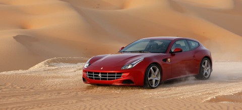2012 Ferrari FF Sports Car