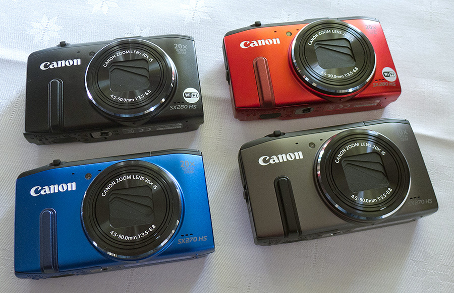 Canon Powershot SX
