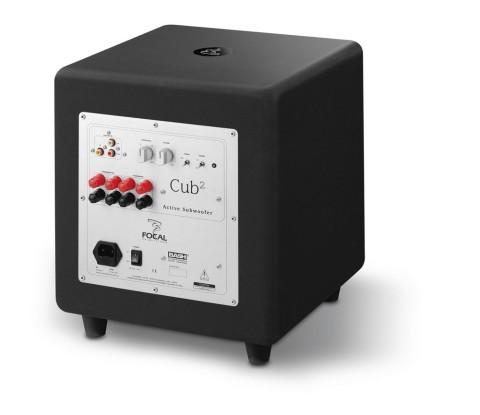 Forgjengeren Cub2 hadde høynivåinnganger og variabelt delefilter. Dette er borte på Cub3.