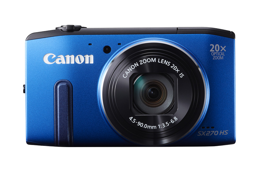 PowerShot SX270HS BLUE FRT