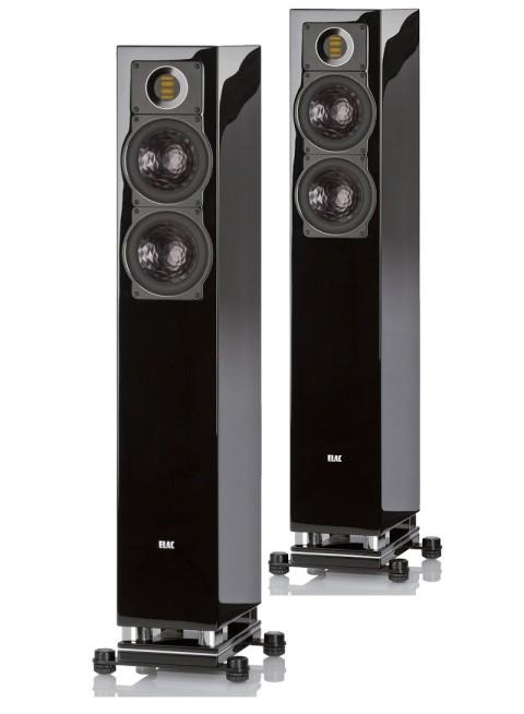 Elac FS 407 er glimrende høyttalere til musikk i stereo. Test kommer snart!