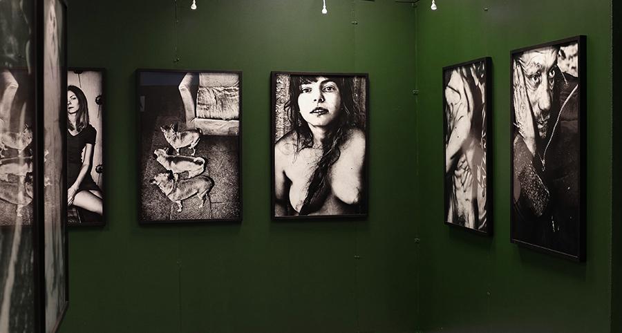 Fra Jacob Aue Sobols utstilling.
