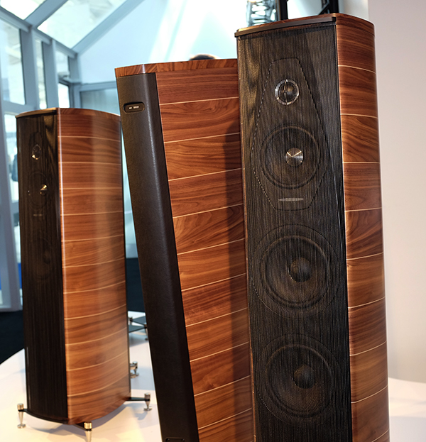 Sonus faber Orchestra II and III
