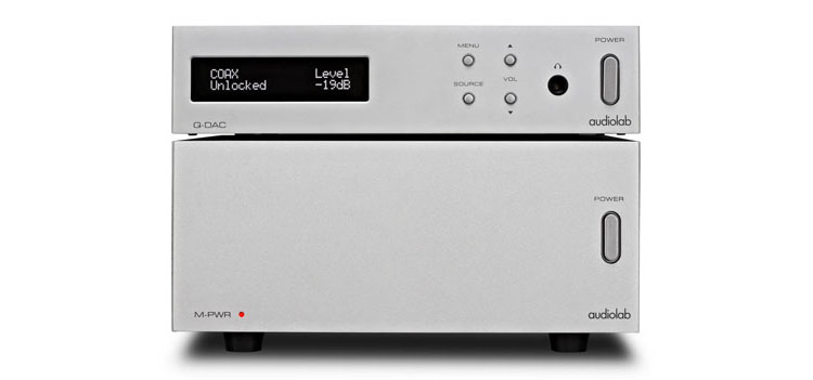 Audiolab Q-DAC M PWR