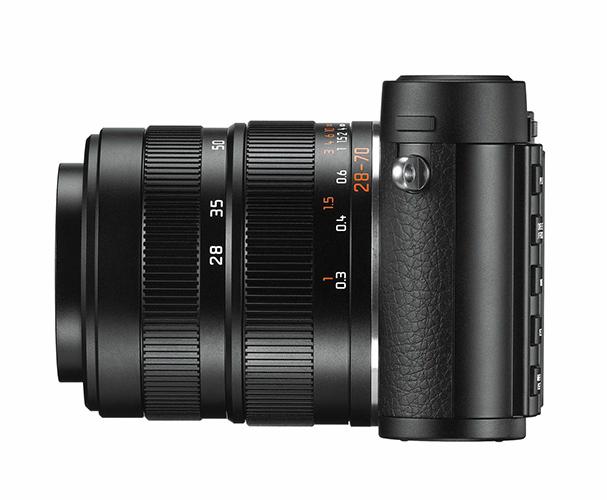 Leica X Vario zoom