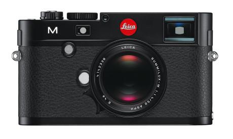 Leica-M-black_front