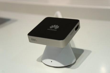 Huawei MediaQ M310 er en Android-basert mediaboks, som kobles til TV-en.