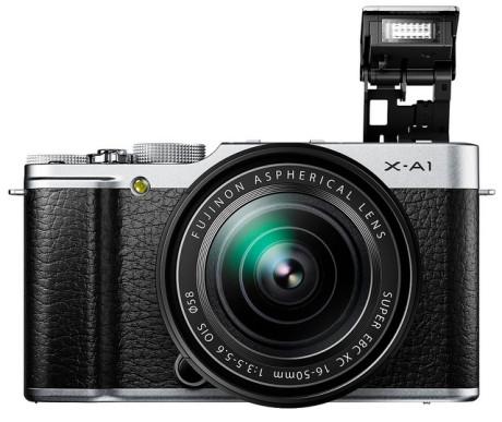 FujiFilm X-A1 front