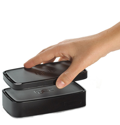Get Mikro med den trådløse Mikro+ på toppen