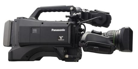 Neste år kommer Panasonics første VariCam med 4K-oppløsning (avbildet er en eldre modell med HD-oppløsning).