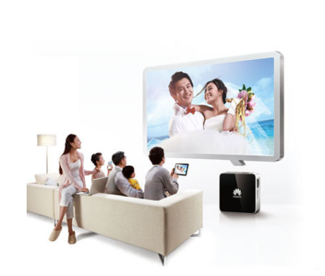 Også kinesiske Huawei vil nå inn i TV-stuen med mediaboksen MediaQ M310.