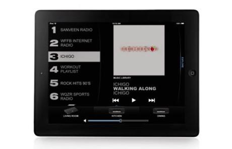 En egen SoundTouch-app forvandler smartmobilen eller nettbrettet til fjernkontroll.
