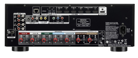 Denon_AVR-X2000_bakside