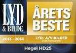 Hegel HD25