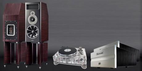Det analoge anlegget koster rundt millionen, med forsterkere fra Bryston og høyttalere fra PMC.