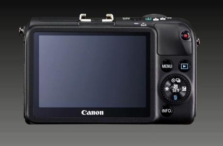 Canon EOS 2M bak