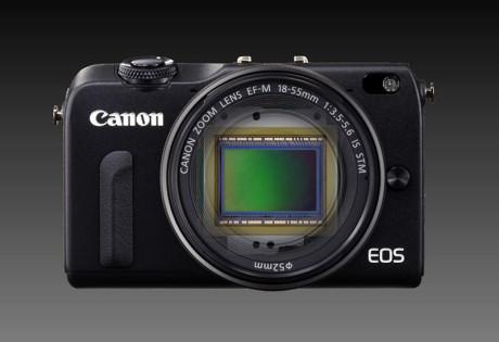 Canon EOS M CMOS