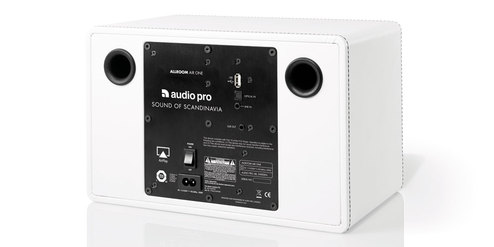 Audio Pro Allroom Air One review | What Hi-Fi?
