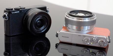 Kameraet kan leveres med begge disse objektivene til 9.000 kr.