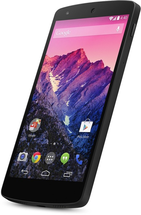 Nexus5_Black_Frnt_3Q_Lft_Vrtcl-SIMP-LYRS_LG_web