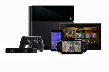 PS4-devices