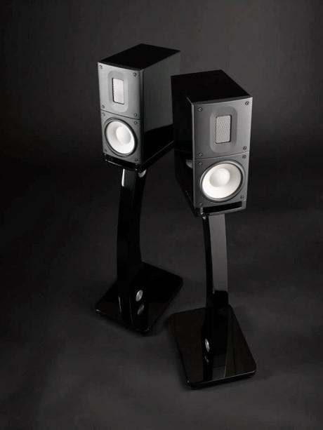 Raidho X1 pair stands