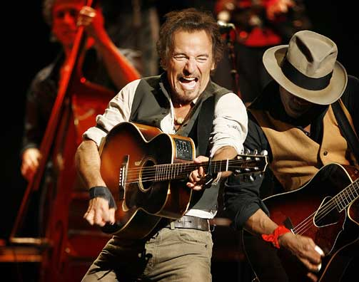 Springsteen We Shall Overcome
