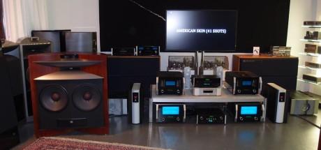 Et stereoanlegg til drøyt en million kroner er bare rett og rimelig!