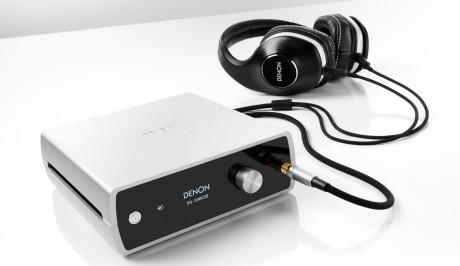 DA-300USB er også en hodetelefonforsterker.