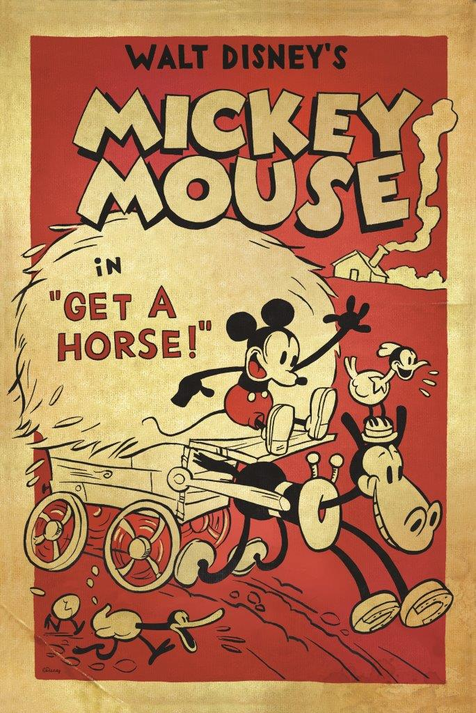 Get a Horse - Mickey Mouse,b