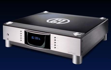 Digitalomvandleren MBL 1511 F har både høyoppløst PCM og DSD dekoding.