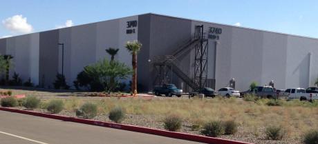 På denne fabrikken i Arizona vil Apple angivelig fremstille de nye iPhone-skjermene av safirglass.