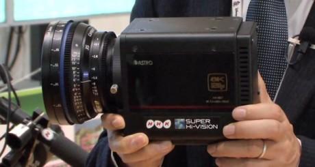 Et 8K kamera som kun veier 2 kg.