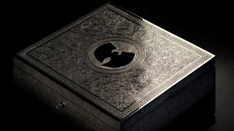 """Albumet """"The Wu - Once Upon A Time In Shaolin"""" er en ren museumsartefakt, og tilgjengelig i kun ett eksemplar."""