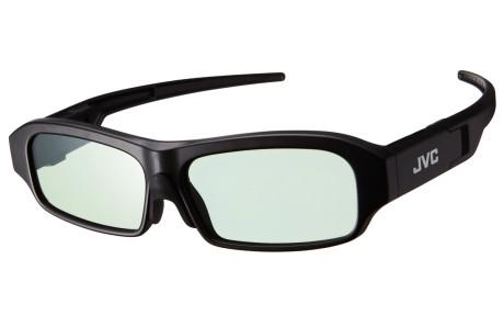 3D-brillene er litt mer ergonomiske siden forrige generasjon. Projektoren er dessuten meget god i 3D.