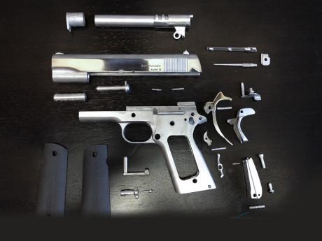 3D-printere kan fremstille alle slags gjenstander. Også de mindre behagelige. Solid Concepts i Texas, USA, har fremstilt denne 3D-printede pistolen for å bevise holdbarheten av deres metallprint.