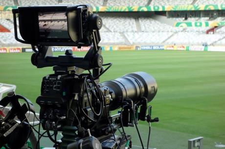VM-filmen vil produseres i 4K med utstyr fra Sony. Blant annet med kringkastingskameraet PMW-F55.
