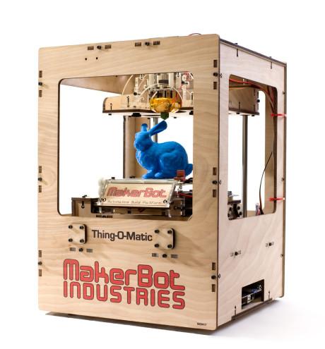 Amerikanske Makerbot er blant de mest populære – og strømlinjeformede – hjemme-3D-printere.