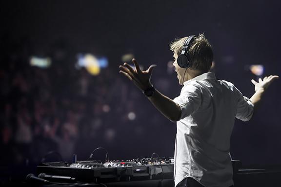 Philips A5-PRO DJ Kopfhörer - Entwickelt in Kooperation mit Armin van Buuren