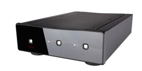 Den separate strømforsyningen er individuelt tilpasset motoren i spilleren, for optimal stabilitet.
