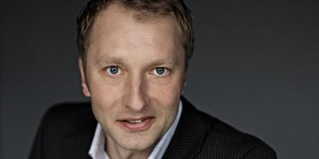 Morten Ernst Lassen er ny redaktør for Wimp Klassisk. Foto: Isak Hoffmeyer