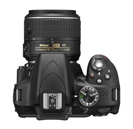 Guide-funksjonen er genial for nybegynneren, som fort kan bli en bedre fotograf med Nikon-kameraet.