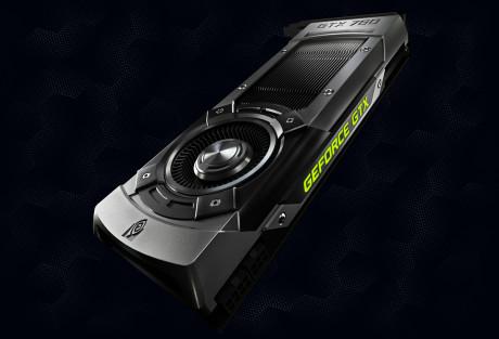 GeForce GTX 780 skjermkort er et helt rått skjermkort, som ikke har noen problemer med 4K-signaler. I motsetning til det fra Intel i MacBook Pro 2012-modell.