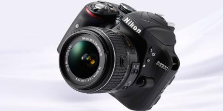 Nikon-D3300-DSLR